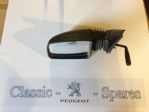 peugeot 205 1.6 1.9 gti xs xe all 205's phase 1.5 / 2 n/s passenger wing mirror